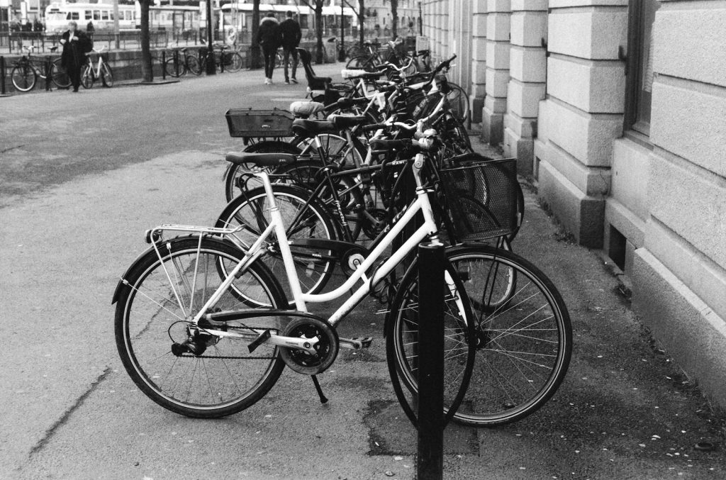 Street Candy ATM400 35mm Black and White Film Review