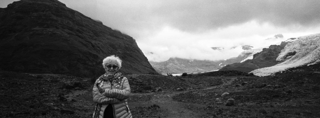 Street Candy Film ATM400 Xpan Iceland Samples