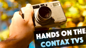 Contax TVS Review, the poor man's Contax T2