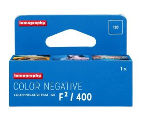 Lomography Color Negative F²/400 now in 120