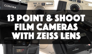 13 Point & Shoot Cameras With Zeiss Lens