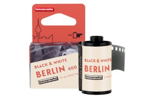 New B&W Film! Lomography Berlin Kino 400