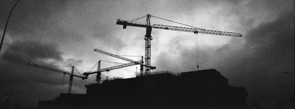 Ilford hp5+ 400 pushed 5 stops at 12800 ISO