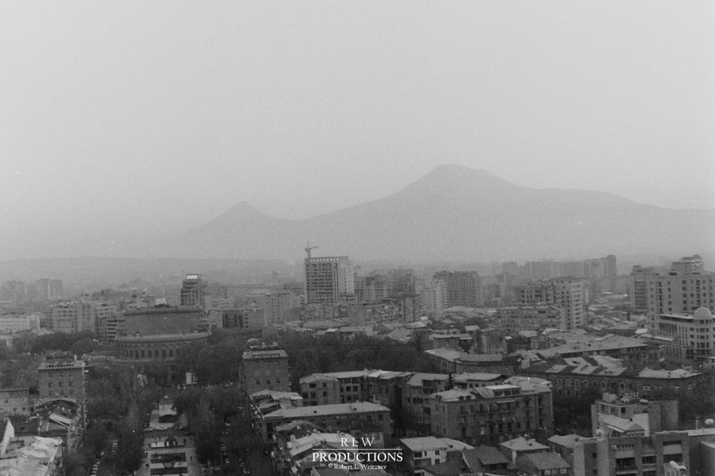Yerevan, Armenia on a Zenit 122 and Zorki 4K. 35mm black and white film