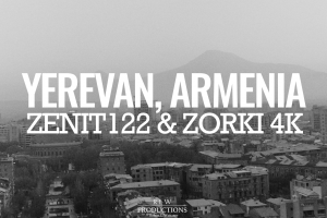 Yerevan, Armenia on a Zenit 122 and Zorki 4K By Robert L Weitzner