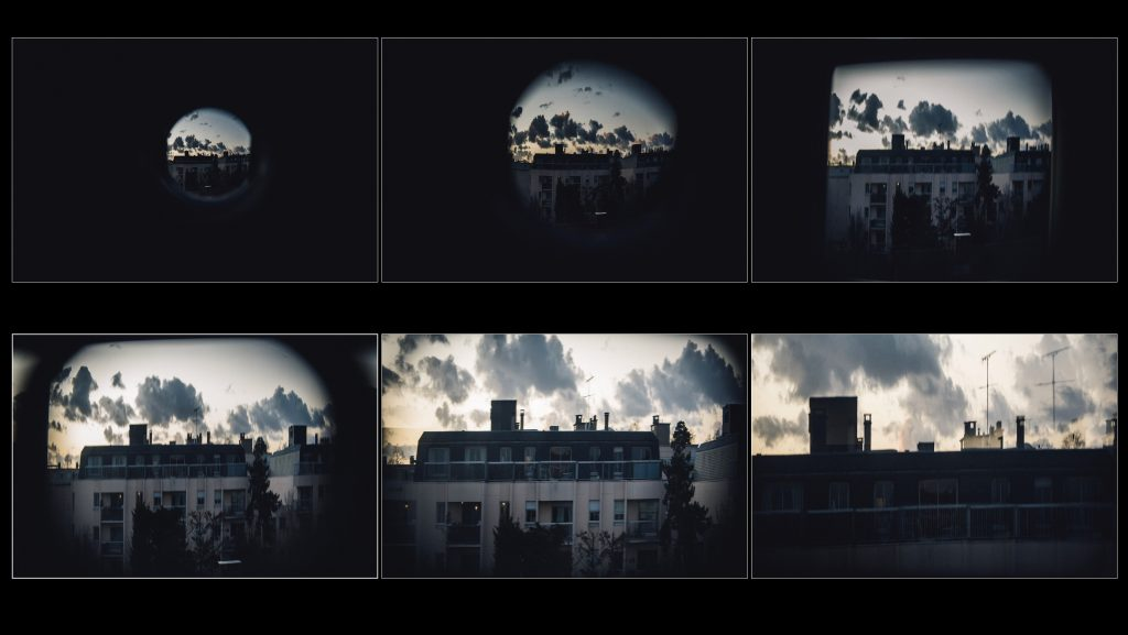 How to shoot with anamorphic lens on 120 medium format film camera - Tutorial and sample images
