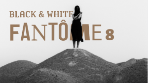 Introducing  Lomography Fantôme Kino B&W ISO 8 Film